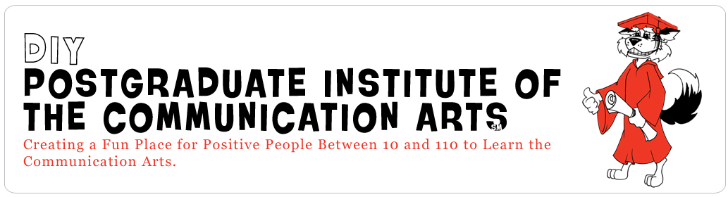 The DIY Post Graduate Institute for the Communication Arts