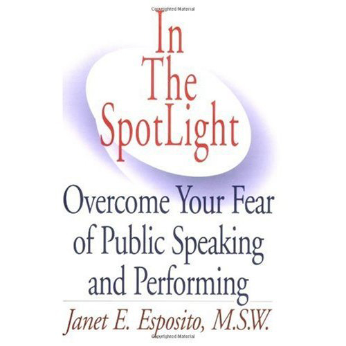 Janet Espostito's In The SpotLight Book Cover