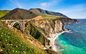 Bixby Canyon Bridge, Big Sur, California